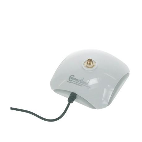 Support magnétique pour antenne WiFi
