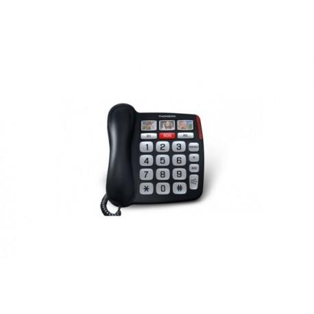 Thomson serea safy téléphone larges touches