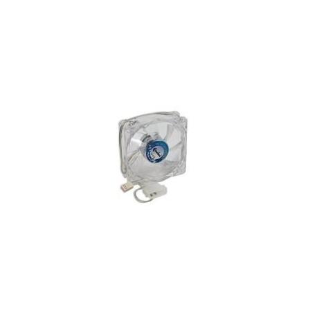 Ventilateur de boitier 8 cm avec LED bleue