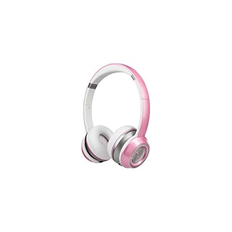 Monster Ntune Pearl Casque Audio On-Ear by Monster - Couleur Pearl Pink
