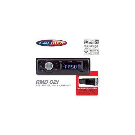 Autoradio CALIBER RMD021