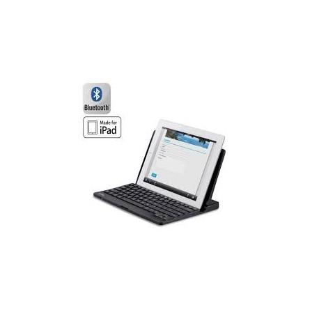 Belkin Clavier Bluetooth AZERTY - Noir - Clavier sans fil pour tablette iPAD 2/3/4 et iPAD Air