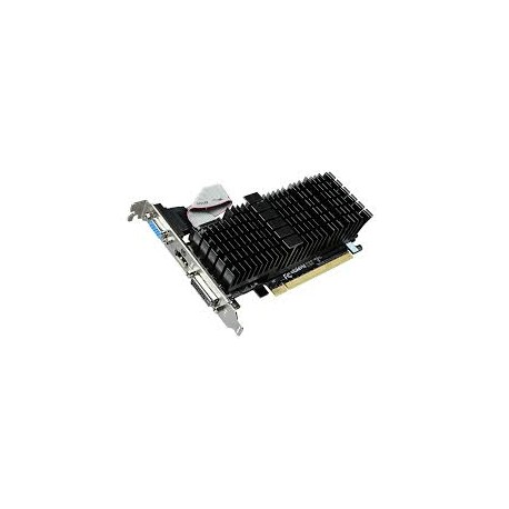 Gigabyte GeForce GT 710 GV-N710SL-1GL - Carte graphique triples sorties