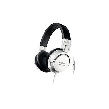 Philips SHL3265 Micro Casque jack 3,5 mm Blanc