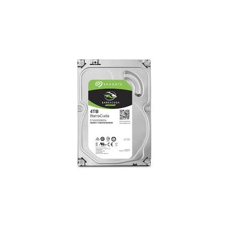 Seagate ST4000DM004 Disque dur Interne 3.5 Sata Barracuda 4 To