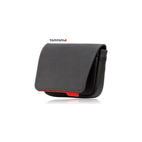 """TomTom Universal Carry Case Protection universelle GPS 4,3"""" et 5"""" Grise"""