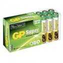 GP Batteries 151053 AAA Super Lot de 16 Piles LR03