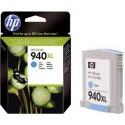 HP 940XL Cyan Cartouche haute capacité c4907a