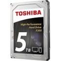 TOSHIBA X300 Disque dur 3.5 SATA III 7200 Trs 5 To