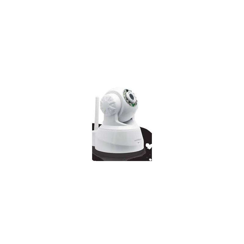 avidsen 123282 cam ra ip wifi 720p ipc282 miw. Black Bedroom Furniture Sets. Home Design Ideas