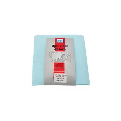KF Sachet de 50 Chiffons de nettoyage - Essuyage doux pour surfaces optiques