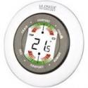 LA CROSSE TECHNOLOGY WT138-W-BLI Thérmomètre avec indicateur de confort