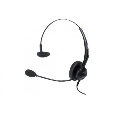 Dacomex casque telephone antibruit micro flex - 1 écouteur
