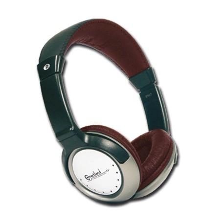 Casque microphone CM-502 brun