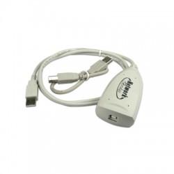 Câble USB de transfert PC à PC 2M