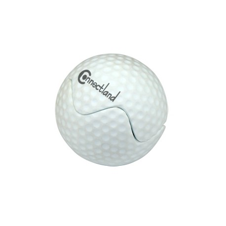 Connectland Support pour ordinateur portable en forme de balle de golf