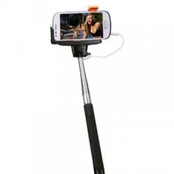 Perche à selfie Connectland Noir